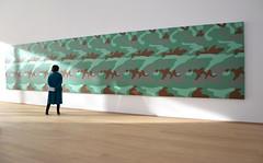 Warhol's Wall (YIP2) Tags: wassenaar museum voorlinden art modernart watcher camouflage andywarhol warhol