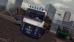 Euro Truck Simulator 2 631 (golcan) Tags: