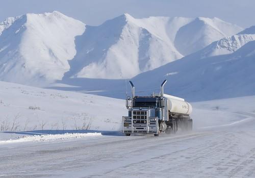 Running the Atigan Pass, Alaska