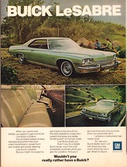 1973 Buick LeSabre Advertisement Time May 21 1973 (SenseiAlan) Tags: 1973 buick lesabre advertisement time may 21
