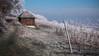 Das Häuschen in den Weingärten (Dioscorea Mexicana) Tags: cold weingärten wineyard kalt weinberg frost raureif ice