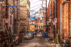 LG 15 12 12 014 (pugpop) Tags: pittsburgh pennsylvania stripdistrict hdr alley belvitway