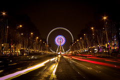 IMG_5118 (johnselfridge2140) Tags: concorde paris france champeelysee lighttrails city travel