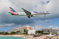 American Airlines B757-200_AS5J1877 (RJJPhotography) Tags: sxm tncm princessjulianainternationalairport saintmaarten caribbean