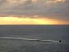 (Kill yr idols) Tags: mar sea ocean oceano caribe caribbean water agua horizon horizonte boat sky