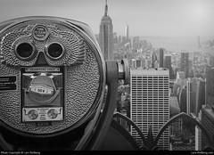 Top Of The Rock, New York, United States (Lars-Rollberg.com) Tags: newyork topoftherock unitedstates nyc usa