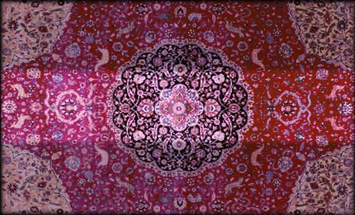 """Alfombras, espacios íntimos que simbolizan templos, árboles de la vida y el conocimiento, astros y paradisos. • <a style=""""font-size:0.8em;"""" href=""""http://www.flickr.com/photos/30735181@N00/32487287771/"""" target=""""_blank"""">View on Flickr</a>"""