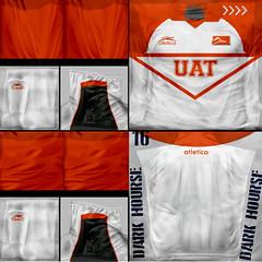 UAT 2015 Visitante (FIFA07UNL16) Tags: fifa07 kits minikits sofifa unl16 correcaminos uat atletica dark hourse asensomx