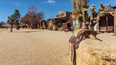 Pioneer This (Wayne Stadler Photography) Tags: touristy california fun kitsch stores desert oldwest ghosttowns yuccavalley roadside pioneertown historic usa attractions westewrn towns
