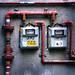 Outdoor Gas Installation