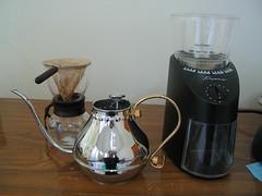 咖啡手沖組