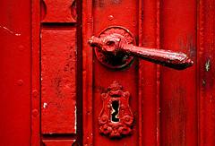 Porta vermelha (Ísis Martins) Tags: