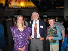 Kathryn, Greg and Elizabeth Brown Benford