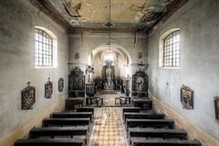 (satanclause) Tags: abandoned church verlassene kirch oputn kostel czech urbex hdr