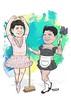 Caricatura lis (Bruno Di Souza) Tags: caricatura arte brunodisouza vetor cartoon desenho charge