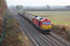 60007 Tilts, North of Doncaster (DieselDude321) Tags: 60007 class 60 db dbs schenker cargo 6d79 0834 lindsey oil refinery neville hill depot tilts north doncaster south yorkshire