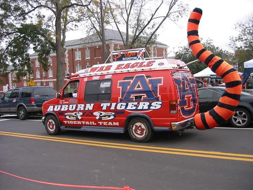 Auburn Tiger Fan