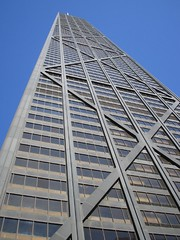 Hancock Tower (smorum) Tags: chicago hancock tower architechture tall buildings building deleteme deleteme2 deleteme3 deleteme4 deleteme5 deleteme6 deleteme7 deleteme8 deleteme9 deleteme10