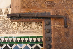 """""""Learn to listen. Opportunity could be knocking at your door very softly."""" Frank Tyger (**ANNE) Tags: door alhambra spain granada"""