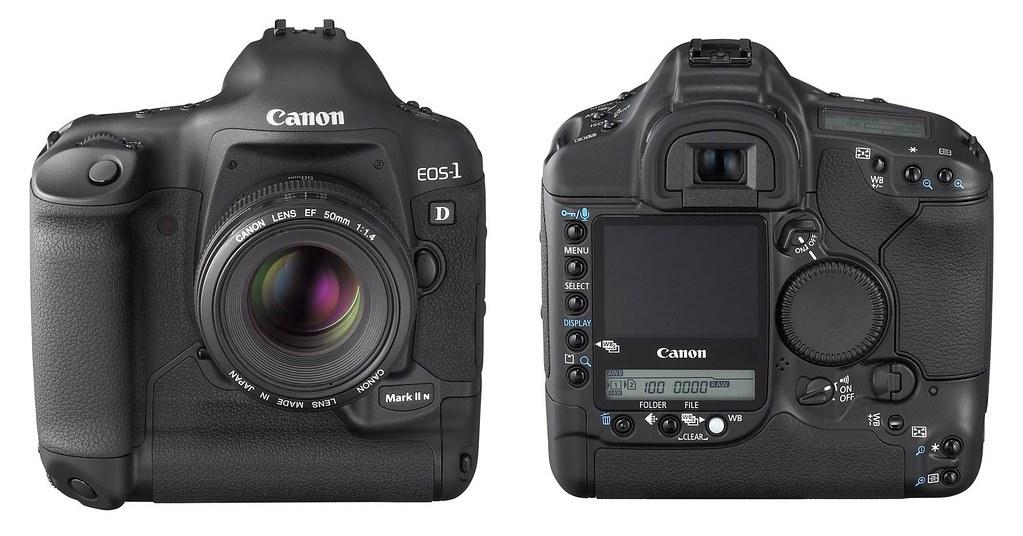 Canon 1D MarkII N