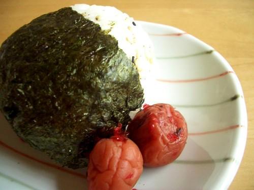 rice ball / おにぎり