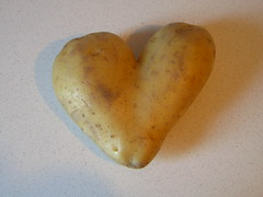 Heart potato