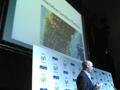 jed rice, skyhook at 3gsm peer global awards