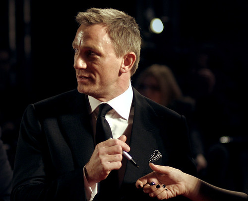 Daniel Craig, BAFTA 2007