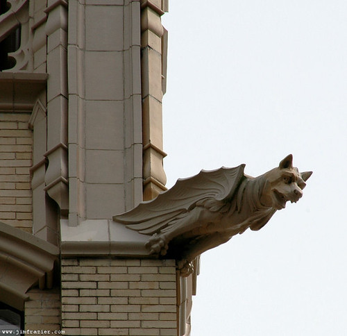 Detail of Jackson Building - 1924