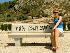 Not Spain? (Not forgotten) Tags: spain comunitatvalencia tarbena tourism tourist travel