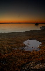 Maine Evening (__Doug__) Tags: sunset boat dock maine chebeagueisland fcsea
