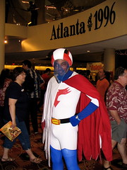 Battle of the Planets (stomptokyo) Tags: dragoncon gatchaman battleoftheplanets atlanta georgia dragoncon2005