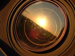 Lens Sunrise
