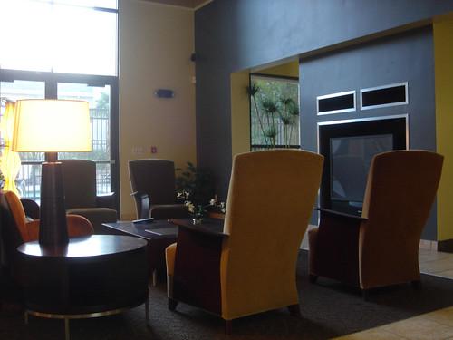 rec room living area