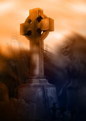 Goblin (Mr Bultitude) Tags: grave graveyard photoshop ghost tomb gothic goblin mrbultitude neilcarey