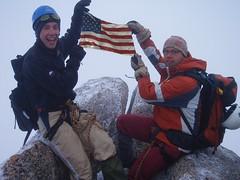 Petite Fourche Summit -  11,548 feet (3,520 meters)