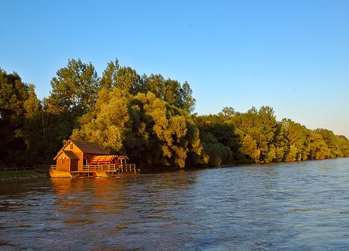 the Mura River
