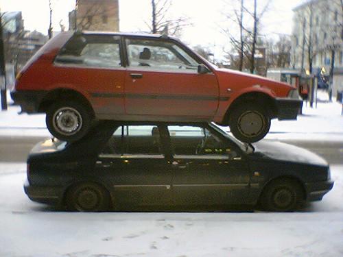 Double parking 1