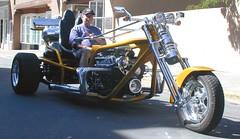 Chopped Trike