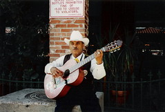 san antonio street musician (Martin Pulaski) Tags: life music usa love sanantonio photography travels texas fiesta 1993 soul imagination texmex margaritas autobiography lifeissweet lovepower citycentersoftheworld martinpulaski