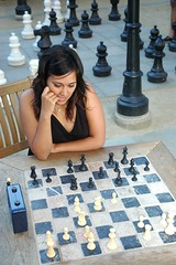Elisha Garg (CoachCashMoney) Tags: chess girl lady champion elishagarg california filipino indian stanford siciliandefense santanarow sanjose