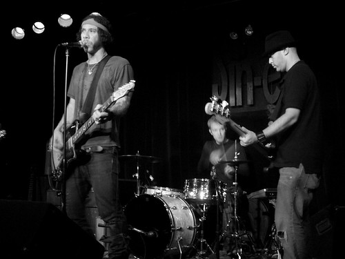 09-14 CMJ She Wants Revenge @ Sin-e