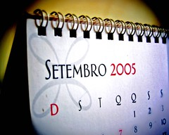 September (mrhyde_br) Tags: brazil brasil 2005 september setembro calendar calendario sept month day days months dias meses mes dia