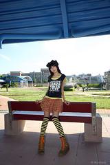 IMG_9079 (kircheis) Tags: usagi girl taipei