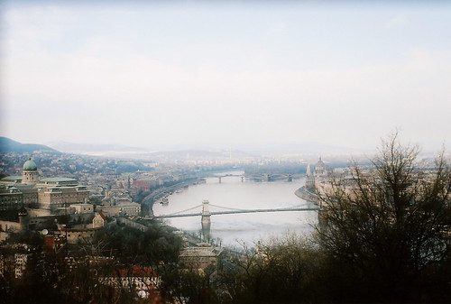 Budapest- The Pest side
