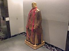 The Bureaucrat Statue (The Erice Photo Extravaganza) Tags: bureaucrat statue
