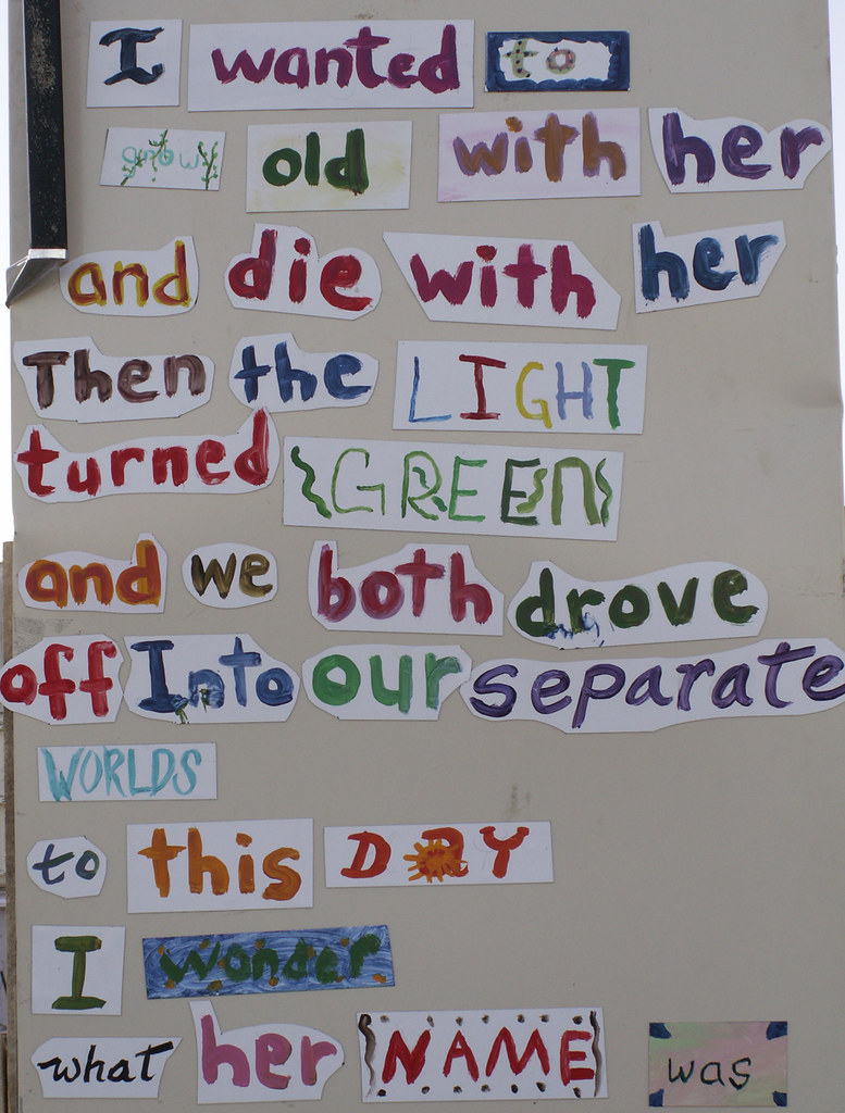 Refrigerator Door Poem Stonehenge