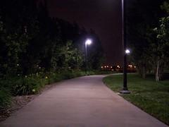 curved path (Bahugala) Tags: nightphotograpghy city