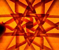 Angry Sun God! (Aztec Twist, tessellated, backlit) (EricGjerde) Tags: lighting orange david art geometric beauty tag3 510fav paper tile star artwork triangle origami tag2 tag1 geometry topv1111 twist tiles hexagon translucent backlit origomi gjerde tessellation tessellations tesselation tesselations paperfolding papiroflexia stacked magen pbp tiling layered origamitessellation origamitessellations 折り紙 iamveryhappywithhowthisturnedout tassellazione tesselações