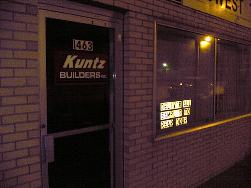 kuntz builders by grenade